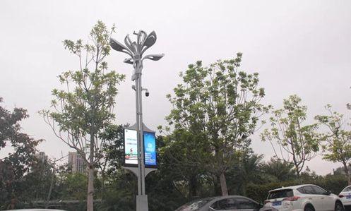 解读阻碍智慧路灯杆建设推广的三大因素 三河